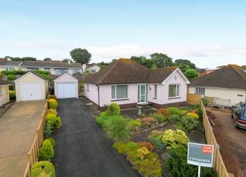 Thumbnail 3 bedroom detached bungalow for sale in Churchill Drive, Teignmouth