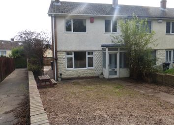 Thumbnail 3 bedroom end terrace house for sale in Penrhyn Close, Rumney, Cardiff