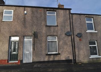 Thumbnail 2 bed terraced house to rent in Flora Street, Spennymoor