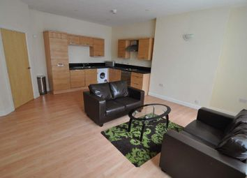 Thumbnail 2 bed flat for sale in The Pearl, Bank Street, Bradford
