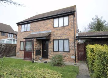 Thumbnail 2 bedroom semi-detached house to rent in Sandown Court, Bletchley, Milton Keynes