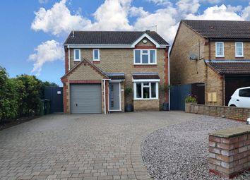 Thumbnail 4 bed detached house for sale in Babingley Close, Watlington, King's Lynn