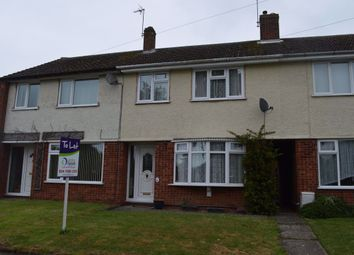 Thumbnail 3 bed terraced house to rent in Croft Close, Stretton-On-Dunsmore, Rugby