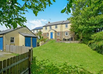 Thumbnail 4 bed detached house for sale in Church Lane, Zelah, Truro