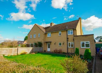 Church Close, Wicken, Milton Keynes MK19. 3 bed semi-detached house for sale