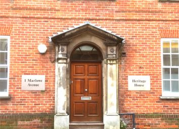 Thumbnail 2 bed flat to rent in Heritage House, 1 Marlowe Avenue, Canterbury