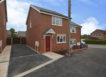 Thumbnail 2 bed semi-detached house for sale in Balmoral Road, Borrowash, Derby