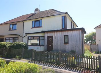 Thumbnail 4 bedroom semi-detached house for sale in 27 Shotburn Crescent, Leven, Fife