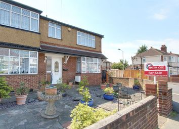 Thumbnail 4 bed semi-detached house for sale in Wood End Gardens, Northolt