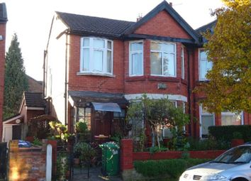 Thumbnail 3 bed semi-detached house for sale in College Drive, Whalley Range, Manchester