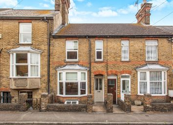 Thumbnail 3 bed terraced house for sale in Plantation Road, Faversham