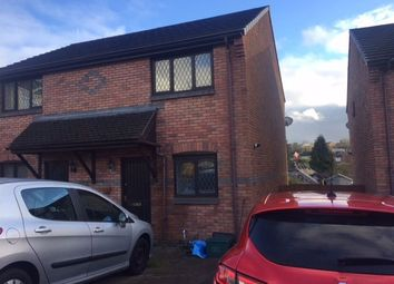 Thumbnail 2 bed semi-detached house to rent in Heritage Court, Alexandra Road, Merthyr Tydfil