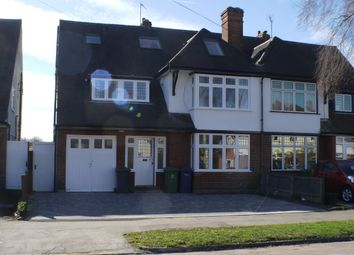 Thumbnail 5 bedroom semi-detached house to rent in Hurst Park Avenue, Cambridge