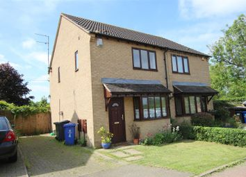 Thumbnail 2 bed semi-detached house to rent in Bridle Close, Brafield On The Green, Northampton