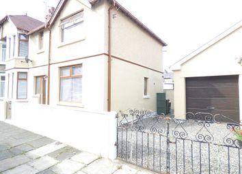 3 bed semi-detached house for sale in Raglan Road, Heysham, Morecambe LA3