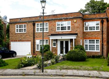 Thumbnail 5 bed detached house for sale in Castle Close, London