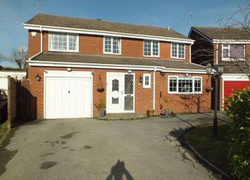 Thumbnail 4 bed detached house to rent in Coppice Walk, Shirley, Solihull