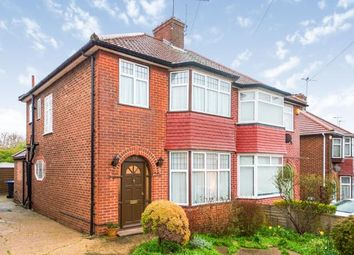 Thumbnail 3 bed semi-detached house for sale in Springfield Gardens, Kingsbury, London, Uk