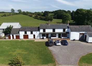 Thumbnail 5 bed detached house for sale in Ghyll Farm, Westnewton, Wigton, Cumbria