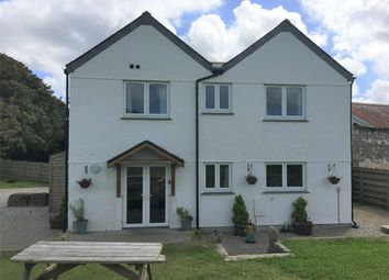 Thumbnail 3 bed semi-detached house to rent in Praze, Camborne, Cornwall