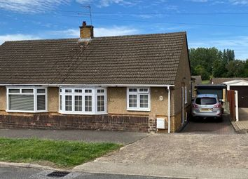 Thumbnail 2 bed semi-detached bungalow for sale in Greenview Drive, Links View, Northampton