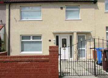 Thumbnail 3 bed terraced house to rent in Brechin Road, Kirkby, Liverpool