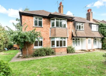 Thumbnail 2 bed flat for sale in Hollyhedge Road, Cobham