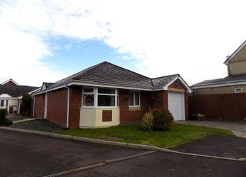 Thumbnail 3 bed detached bungalow for sale in Maes Y Ceffyl, Cwmgwrach, Neath, Neath Port Talbot.