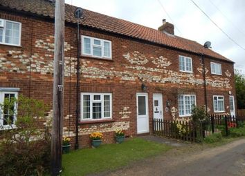 Thumbnail 2 bed terraced house for sale in 11 Barnwell Cottages, Aslack Way, Holme Next The Sea, Kings Lynn, Norfolk