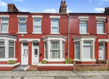 Thumbnail 3 bedroom terraced house for sale in Whitland Road, Kensington, Liverpool, Merseyside