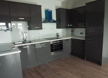 Thumbnail 2 bed flat to rent in Ebbsfleet Court, High Street, Northfleet