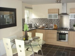 Thumbnail 2 bed flat to rent in Huntsman Chase, Barnsley Rd