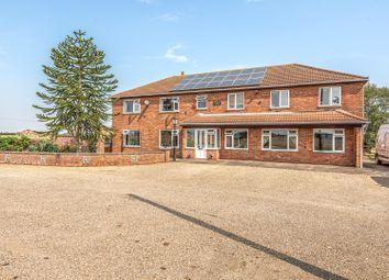 Thumbnail 7 bed detached house for sale in North Kyme Fen, North Kyme, Lincoln