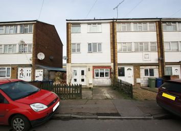 Thumbnail 5 bed end terrace house for sale in Leicester Road, Tilbury