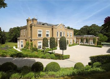 Thumbnail 6 bed detached house for sale in East Drive, Wentworth, Virginia Water, Surrey