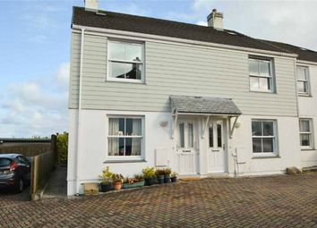 Thumbnail 2 bed semi-detached house for sale in Wentworth Close, Redruth