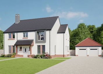 "Thumbnail 5 bed detached house for sale in ""Stevenson"" at Phoenix Rise, Gullane"
