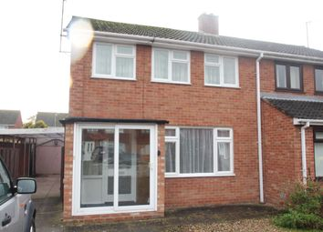 Thumbnail 3 bed property to rent in Bramley Road, Mitton, Tewkesbury