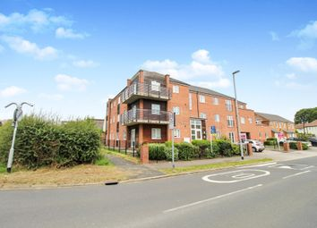 Thumbnail 2 bed flat for sale in Swarcliffe Approach, Leeds