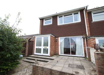 Thumbnail 3 bed end terrace house for sale in Mariners Drive, Swanage