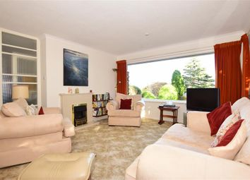Thumbnail 2 bed detached bungalow for sale in Everard Close, Freshwater, Isle Of Wight