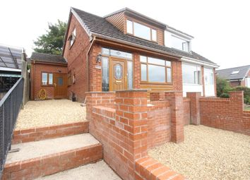 Thumbnail 4 bed semi-detached house for sale in Warwick Road, Walton-Le-Dale, Preston