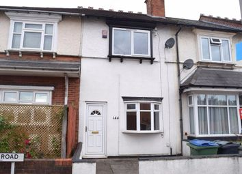 Thumbnail 2 bed terraced house for sale in Park Road, Bearwood