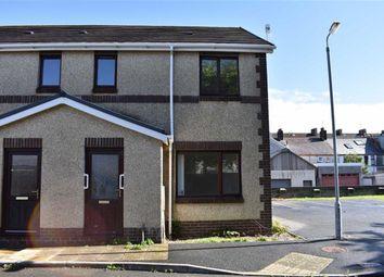 Thumbnail 2 bedroom end terrace house for sale in Gathen Close, Llanelli