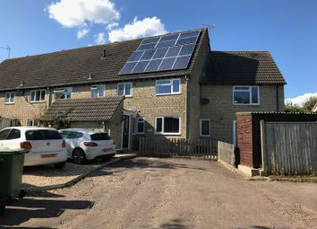 Thumbnail 4 bed end terrace house for sale in Beech Grove, Cirencester