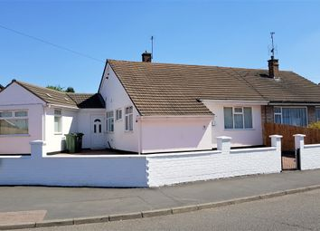 Thumbnail 3 bed bungalow for sale in Silverdale Drive, Thurmaston, Leicester