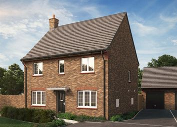 "Thumbnail 4 bed detached house for sale in ""The Henlow B"" at Park Crescent, Stewartby, Bedford"