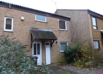 Thumbnail 3 bedroom terraced house for sale in Winyates, Peterborough