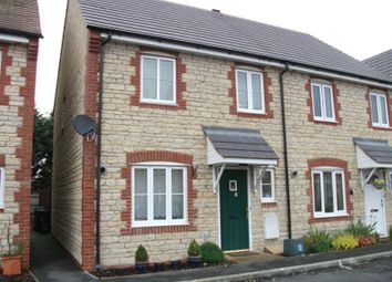 Thumbnail 3 bed terraced house to rent in Fawkner Way, Stanford In The Vale, Faringdon