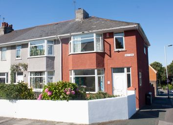 Thumbnail 4 bed end terrace house for sale in Dale Gardens, Mutley, Plymouth